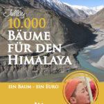 Plakat Spendenaktion Mahamaya